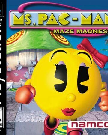 Ms Pac Man Maze Madness Pac Man Wiki Fandom