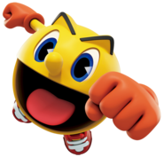 Pacster Leaping (Pac-Man and the Ghostly Adventures 2 Official Render)