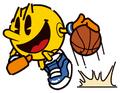 Basketball-pacman