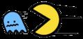 Pacman-blue