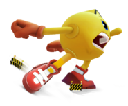 PacZilla Roar (Pac-Man and the Ghostly Adventures 2 Official Render)