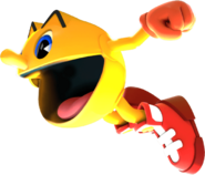 Pacster Chomping (Pac-Man and the Ghostly Adventures Official Render)