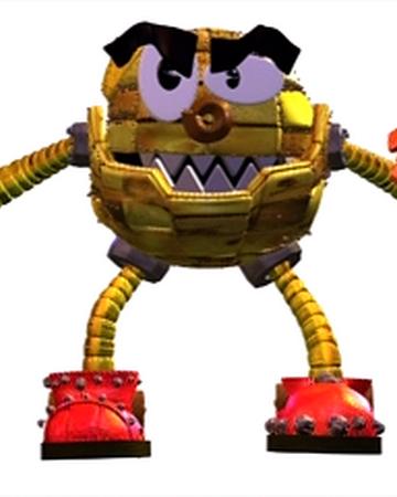 Toc Man Pac Man Wiki Fandom
