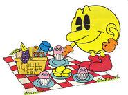 Pacman-picnic