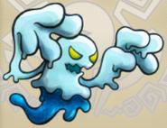 Aqua Ghost-monsters