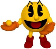 Pac-Man With Pac-Dot