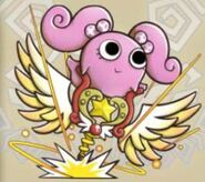 Super Hopping Pinky