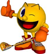 Pac-Man HotShotsGolf