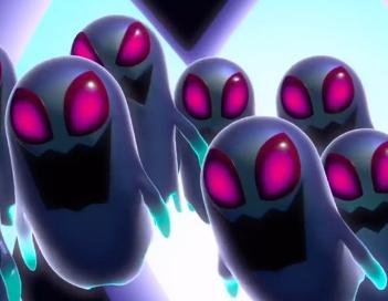 Alien Ghosts