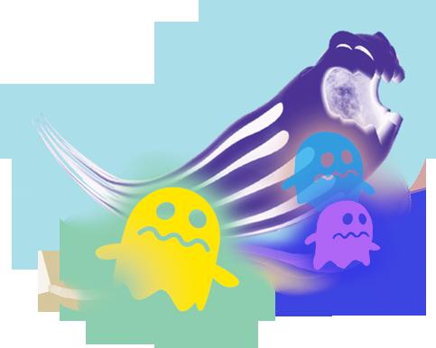 Tentacle Ghost