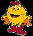 Pac-Man in Pac-Man (TV Series)
