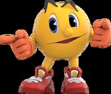 Pac-Man in Pac-Man und die Geisterabenteuer