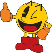 Pacman-thumbsup-2d