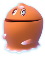 Pac-Man And The Ghostly Adventure's Clyde