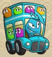 Duble Deck Bus Inky