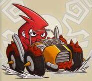 Obstructive Car Blinky