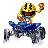 Pacman-worldrallycar