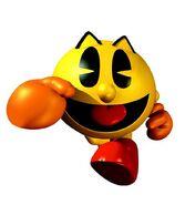 Pac-Man World Render