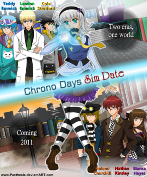 Chrono days promo poster by pacthesis-d31w286.png