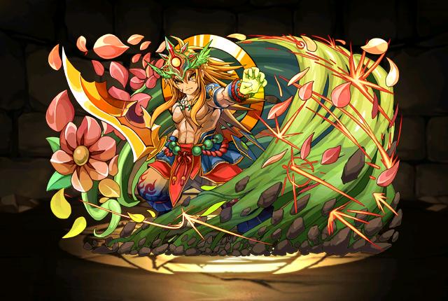 護封嵐神・スサノオノミコト