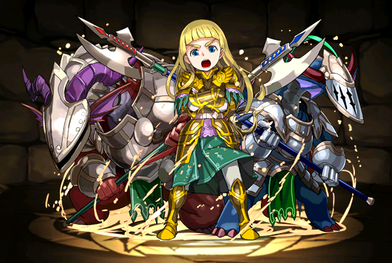 Holy Hour Dragon Knight, Jeanne d'Arc
