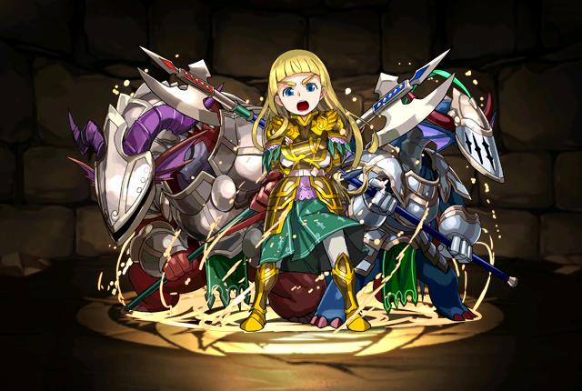聖刻の龍騎姫・ジャンヌダルク