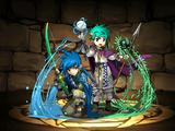 Gods of Hunt, Umisachi&Yamasachi