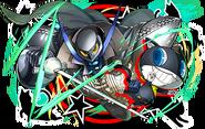 P5 Morgana Puzzle and Dragons