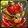 Super king gold metal dragon british dragon pharm