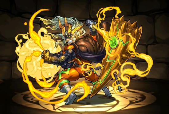 Thor, the Wielder of Mjolnir