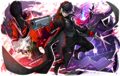 P5 Protagonist Puzzle and Dragons 2