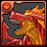 No.004  Firedragon Tyrannos