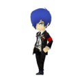 P3 Protagonist Puzzle and Dragons Model