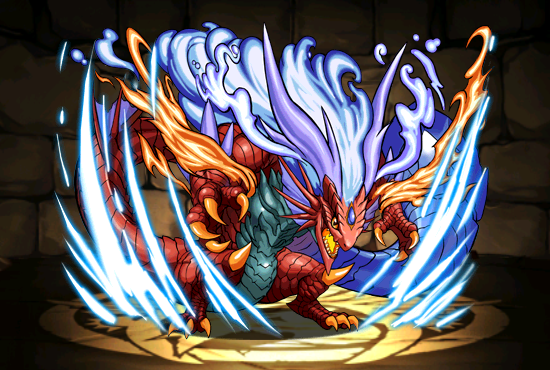 Blue Flame Ifrit