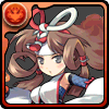 紅焔の巫女・望月千代女