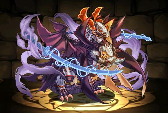 Dark Samurai Dragon Nobunaga