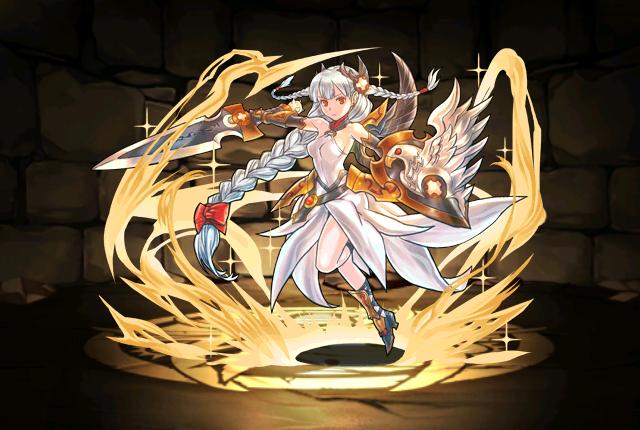 白盾の女神・ヴァルキリー