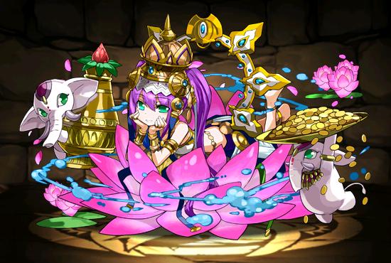 Heavenly Fortune Goddess, Lakshmi