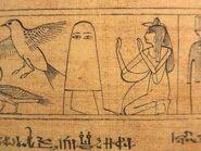 メジェドラ壁画