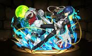 P3 Protagonist Puzzle and Dragons