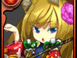 焔尾の天狐・ミツキ