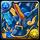 No.1273  Blue Mech General, Mar Midgard