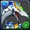 Green Stone Dragon, Adamant