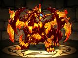 Flamedragon Muspelheim