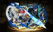 P3 Protagonist Puzzle and Dragons 3