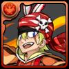 Black Pirate Dragon, Blackbeard