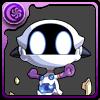 Purple Evolution Mask