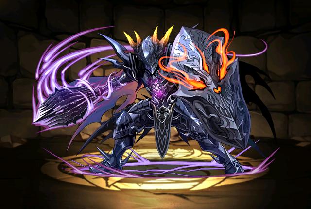暗黒騎士 降臨!
