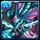 No.212  Crystal Aurora Dragon