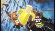 Paddle Pop New Product - Banana Boat